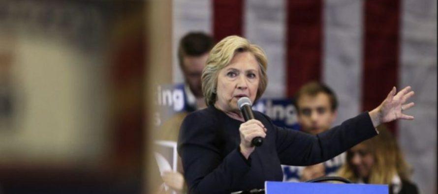 'F___ U': Desperate Hillary's Trump Joke Will Make You CRINGE [VIDEO]