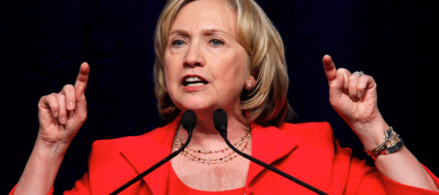Hillary Makes Terrifying Announcement After Orlando Shooting