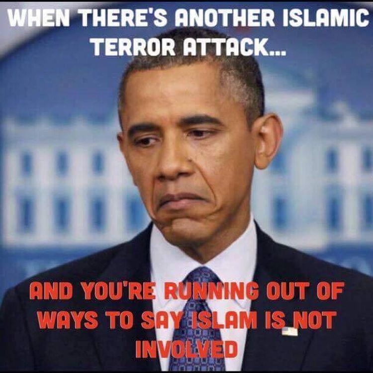 Islamic Terror Attack 750