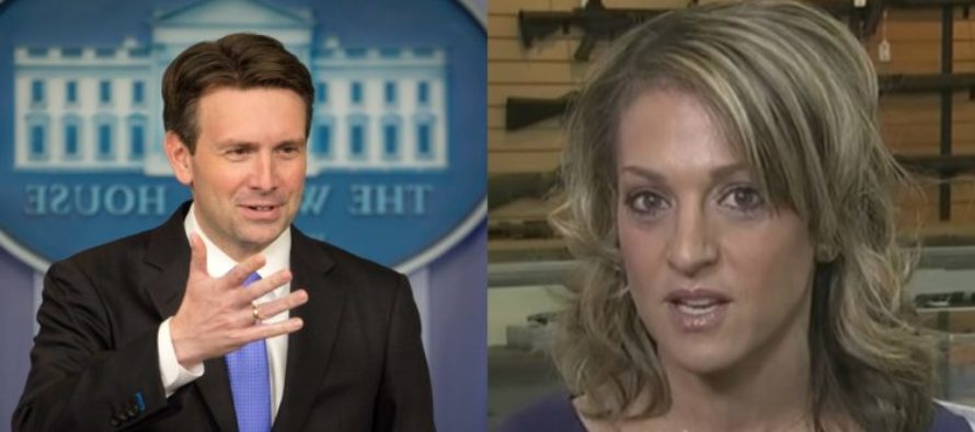 White House Leaves Out KEY Gun Fact – Reporter Makes Them Pay For Their Mistake…