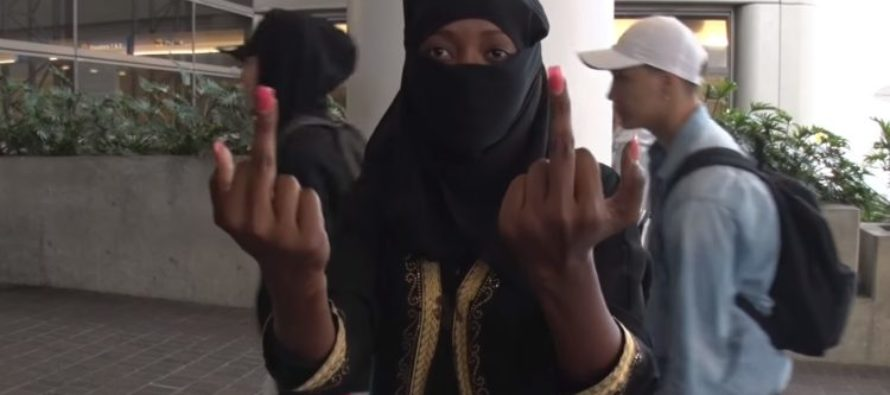 OBAMA'S AMERICA: Muslim Woman At LAX Threatening To Bomb…VIDEO