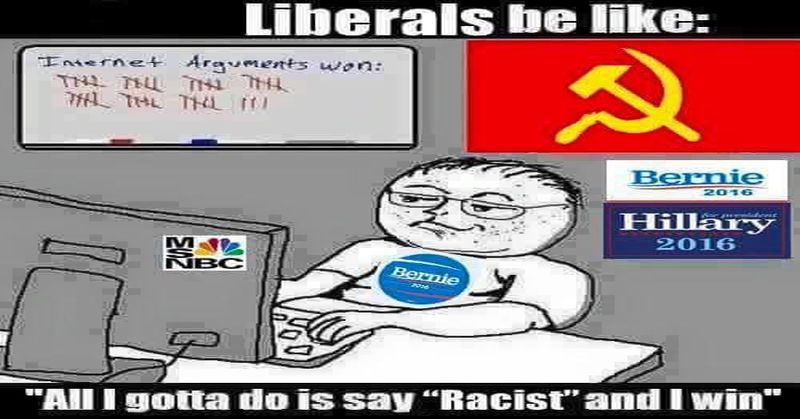 Liberal arguement 800