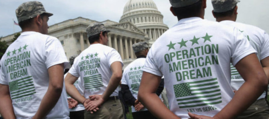 House Unlocks Doors For Illegals To Join The U.S. Military – By 1 Vote