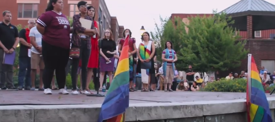 Black Lives Matter CRASHES Vigil For Orlando Victims – This Video Will Leave You LIVID