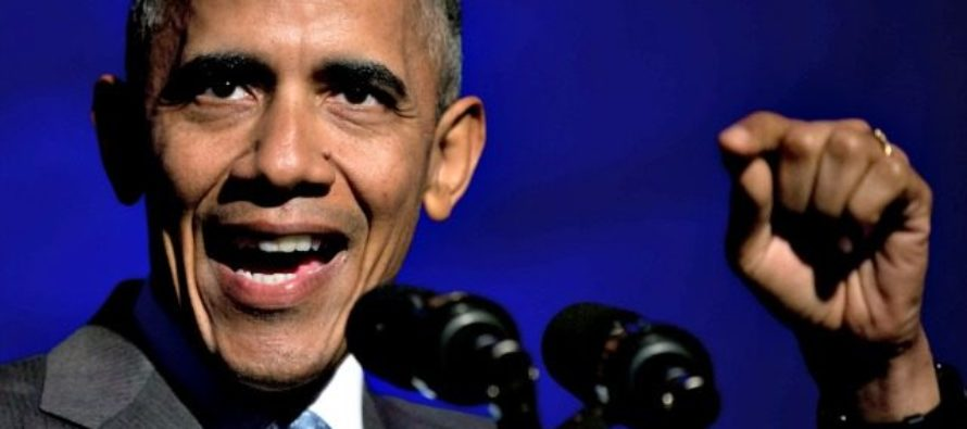"""SERIOUSLY? Obama Vomited Disgusting Racist Attack All Over """"Angry White People"""" – Just Said THIS! [VIDEO]"""