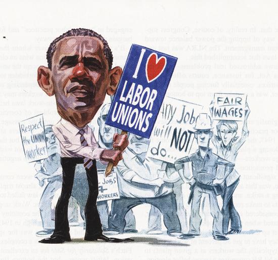 Obama-I-Love-Unions