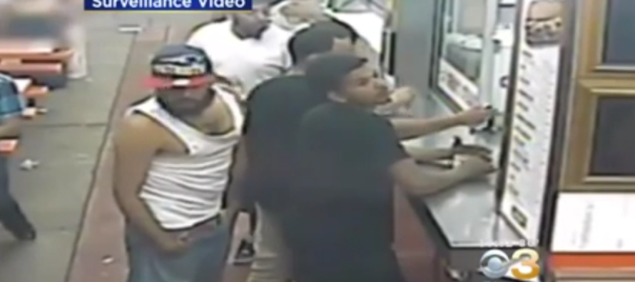 BREAKING: Mob of Muslims Attack Philly Restaurant – 'We Belong to ISIS' [VIDEO]