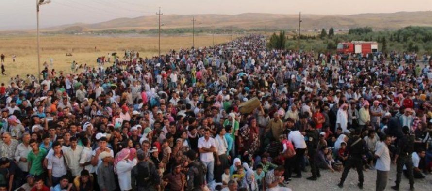 Record breaking number of refugees entered USA due to Obama's policy
