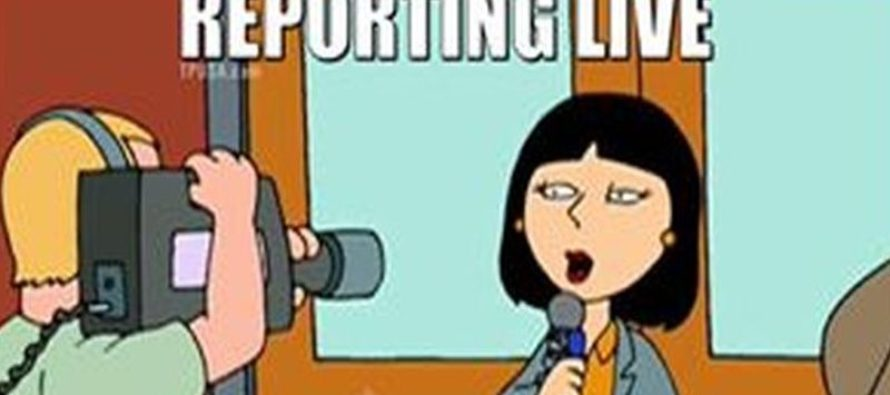 REPORTING LIVE: What the Media SHOULD Have Reported [Meme]