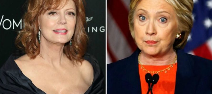 Actress Makes Prediction About Clinton That Is Driving Supporters CRAZY [VIDEO]