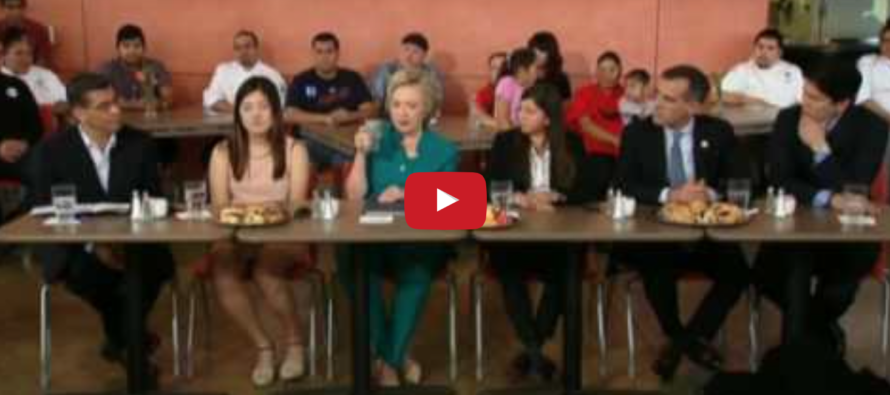 Hillary Caught on Camera Doing THIS – Things Are About to Get MESSY [VIDEO]