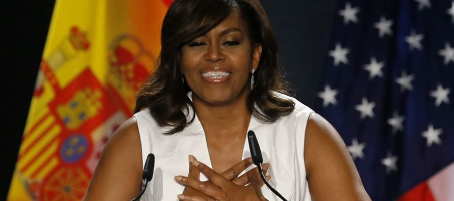 Outrage After Michelle Obama Does THIS in Spain