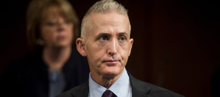 """Trey Gowdy ROASTS Democrat """"Sit-in"""" With EPIC Rant – Like Only Trey Gowdy Can…"""