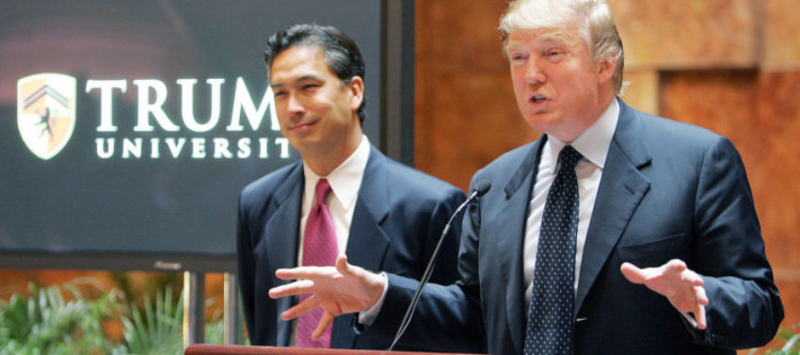 Here's What the Media Is HIDING About the Trump University Case