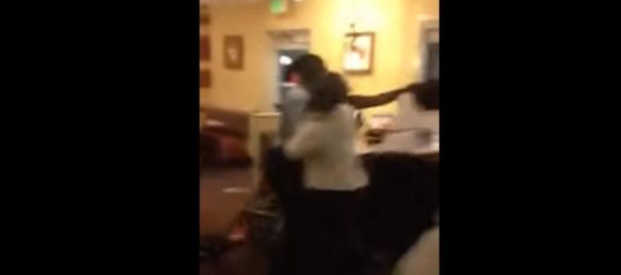 MASSIVE Brawl Breaks Out in Memphis iHop *SHOCK*