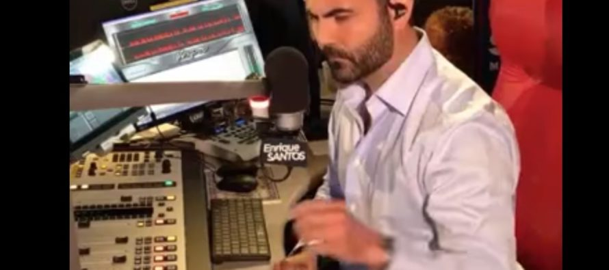 Latino Radio Host To Hillary: 'Dad Is Voting For Trump, He Can't Trust You…Mom Says You're A Crook' [VIDEO]