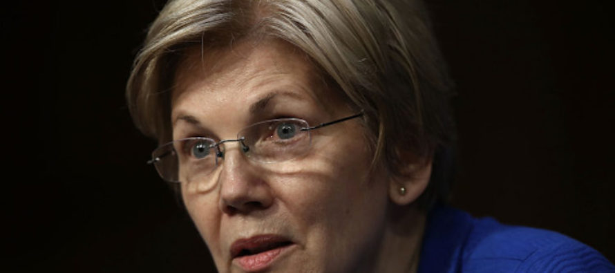 Surprise: Elizabeth Warren's Poll Numbers Have Plunged so much she may not be reelected
