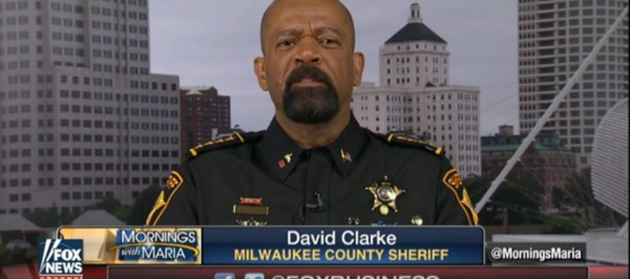 BOOM! Sheriff Clarke Just Told Beyonce To TAKE A SEAT – Issues Her THIS Challenge… [VIDEO]