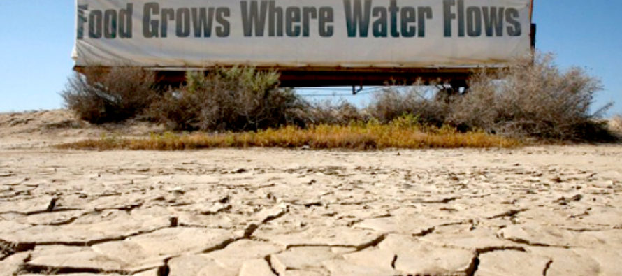 Liberal State Dumps A TRILLION Gallons Of Fresh Water Into Ocean – Declares Water Shortage… [VIDEO]