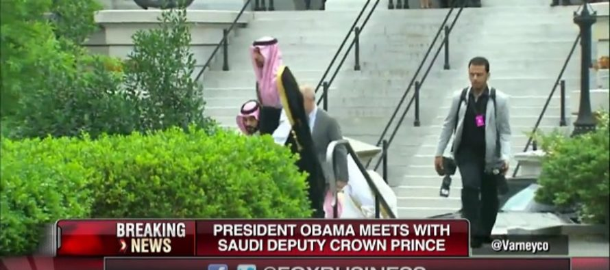 DAYS After 49 Slain In Orlando, Obama Hosts THIS Anti-Gay Prince