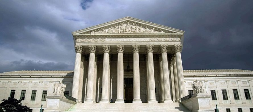 HUGE! Supreme Court Moves To Protect Americans From Obama's Final Attempts To Destroy Them…