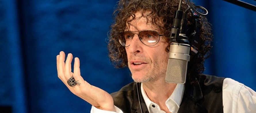 BOOM! Howard Stern BRUTALLY Schools Liberal Producer On 2nd Amendment – And It's Hilarious! [VIDEO]