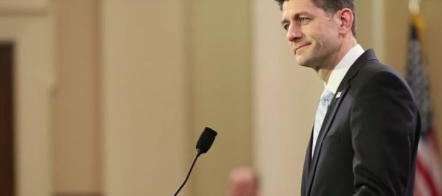 BREAKING: Paul Ryan Sells His Soul For A Good Deal – Sacrificing Due Process…