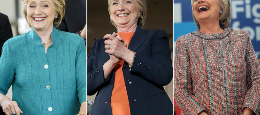 Outrage After Hillary Does THIS in Public… She Has No Shame
