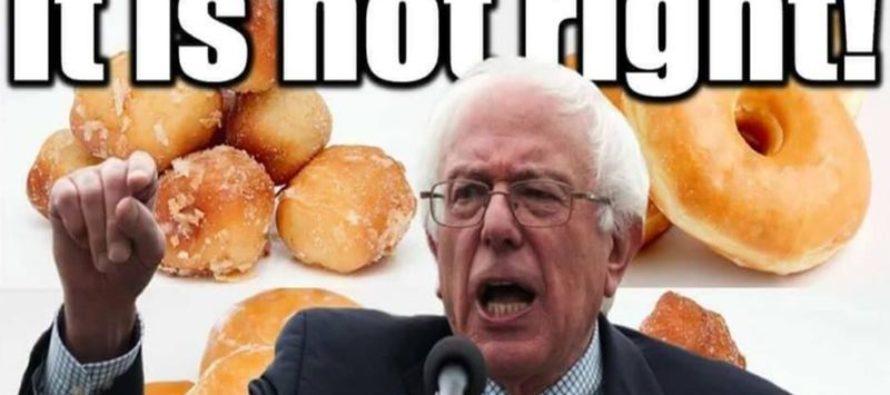 Bernie Sanders' Silly Dreams Perfectly Defined [Meme]