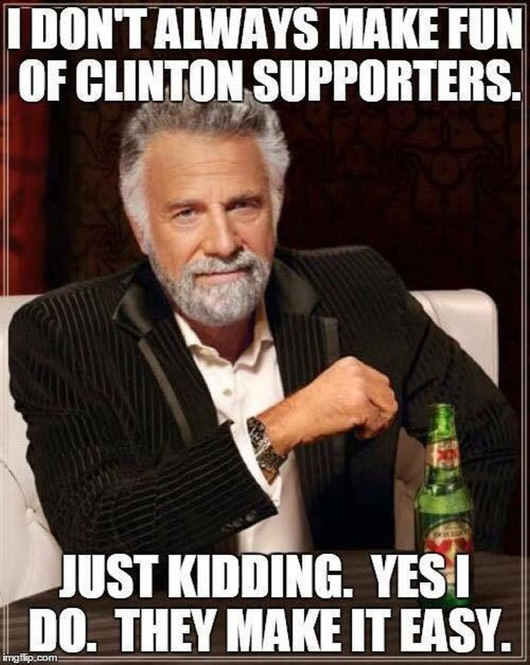 clinton supporters 750