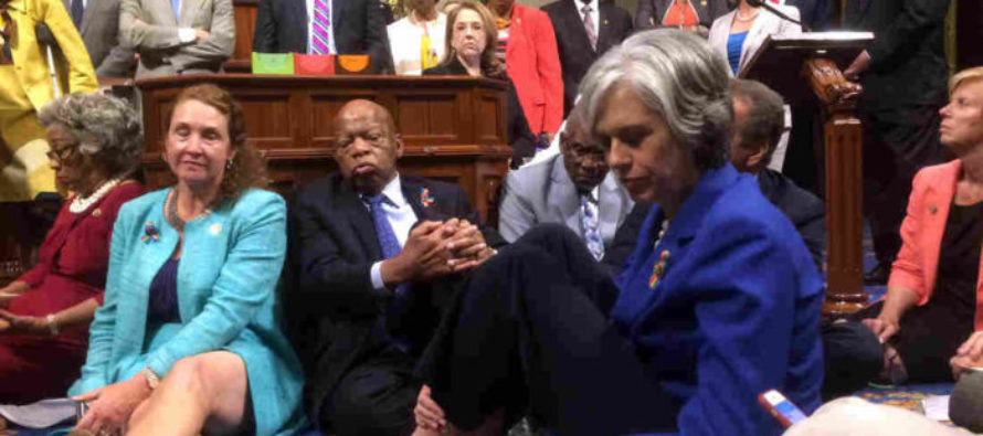 While Democrats Acted Like Fools On the House Floor, Obama UNLEASHED More Terror