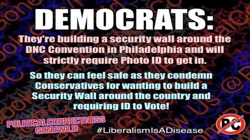 democrat wall 800