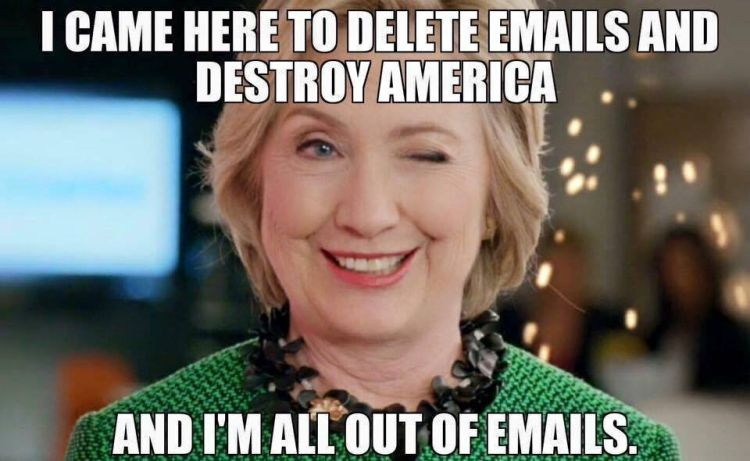 emails and america 750