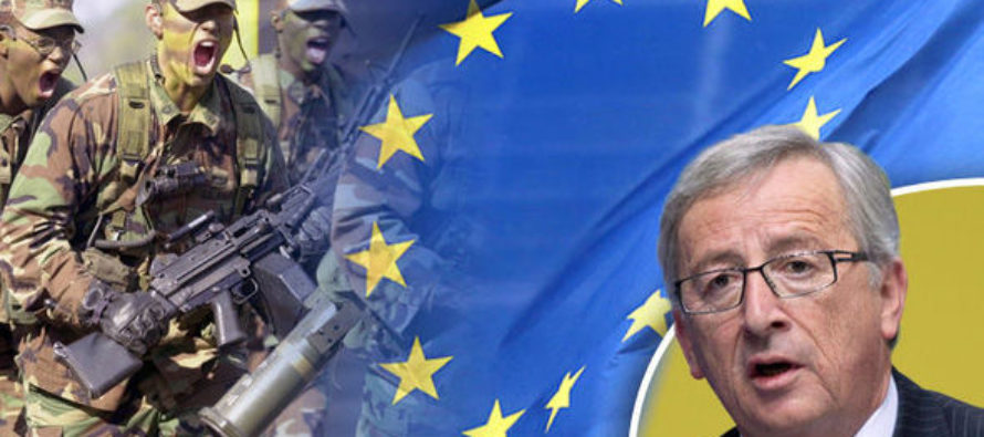DAWN Of The EU Army Is Coming- Says NATO Can't Be Trusted…