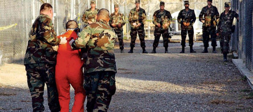 ALERT: Violent Gitmo Prisoner Obama Released Is MISSING! Search Begins
