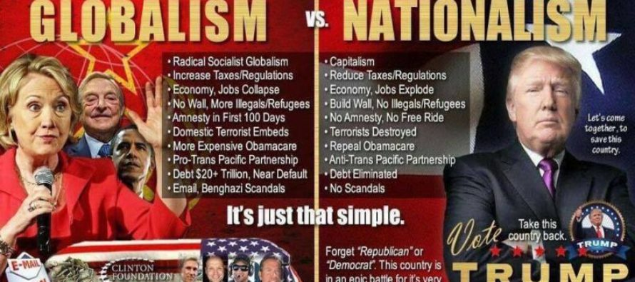 Globalism VS Nationalism Explained PERFECTLY To Liberals [Meme]