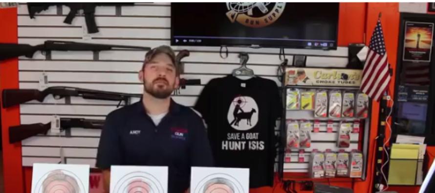 'Muslim Free' Gun Store Infuriates Liberals With THIS… HAH!