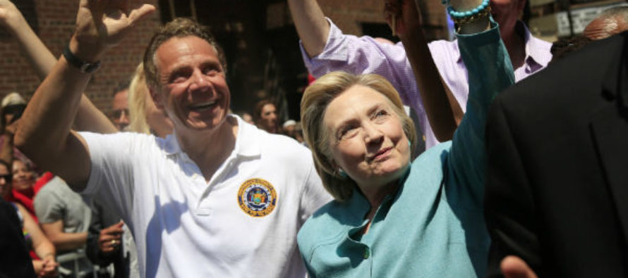 Sick, Old Hillary So Low Energy She Can't Walk the Gay Pride Parade