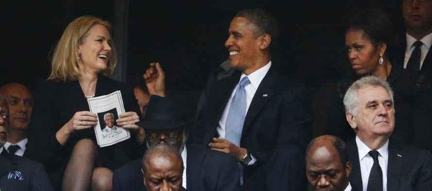 The Top 5 Most Embarrassing Moments Of Michelle Obama…And It Ain't Pretty!
