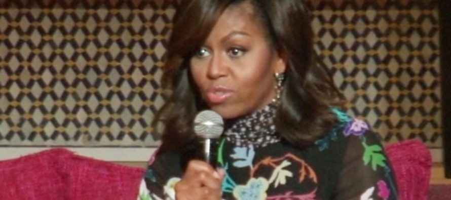 You'll Be LIVID When You See What Michelle Obama Is Doing This Week