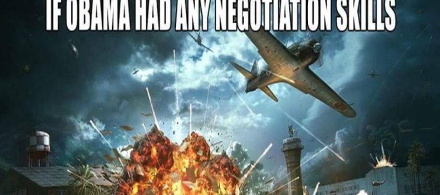 Why Obama Has No Negotiation Skills PERFECTLY Defined