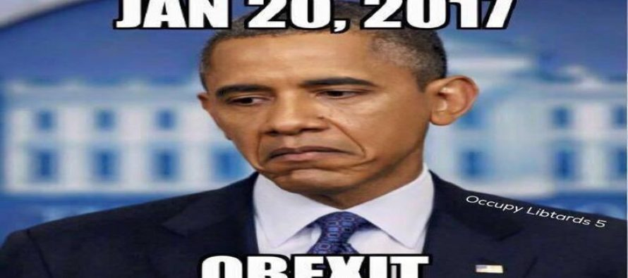 Hilarious Meme Sums Up How Conservatives Feel About Obama Leaving Office PERFECTLY [Meme]