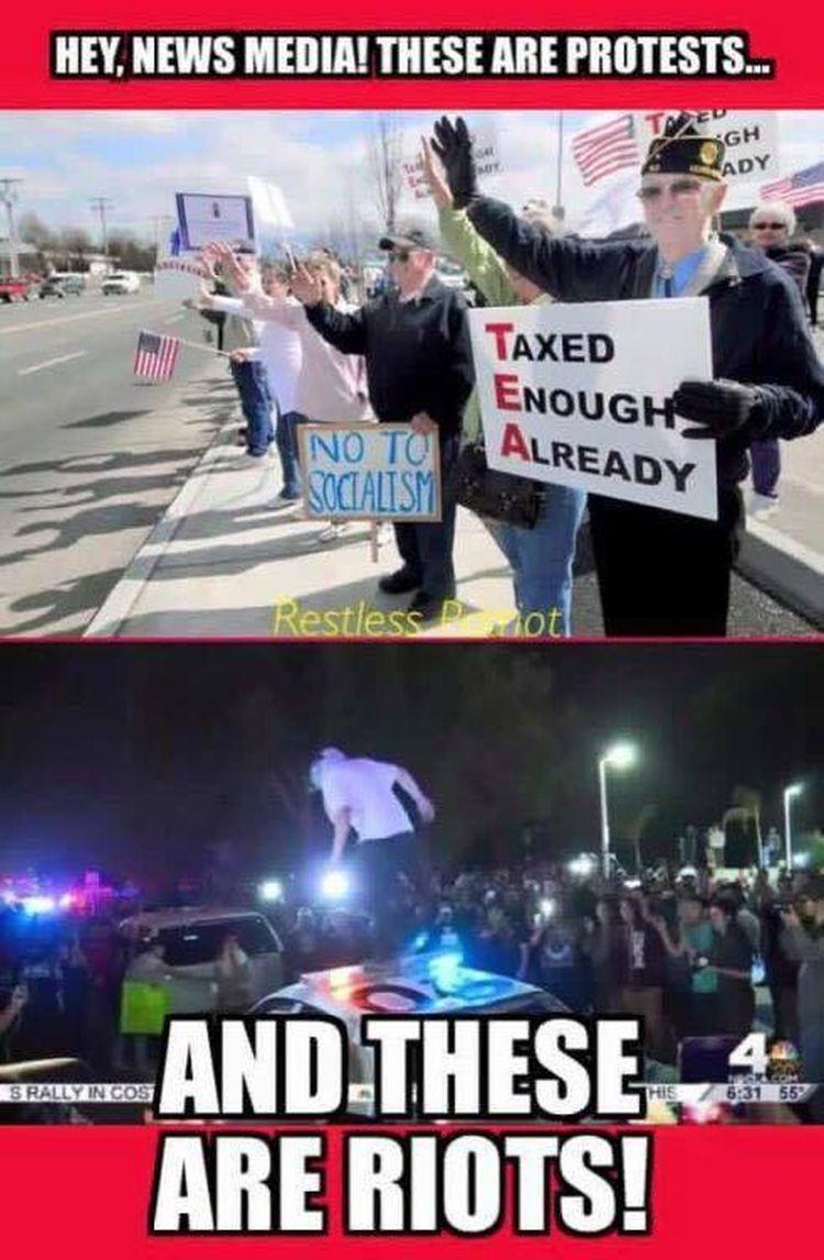 protests VS riots 750
