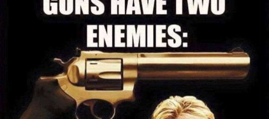 The Enemies of Guns Revealed In One Hilarious Meme