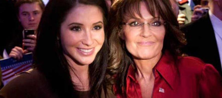 Sarah Palin's Daughter Married in SECRET WEDDING – You'll Never Believe Who the Groom Is