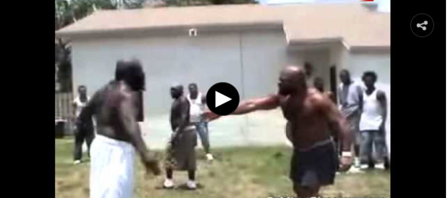 MMA/Street Fighting Legend Kimbo Slice Just Died. Here's the Street Fight That Made Him Famous [VIDEO]