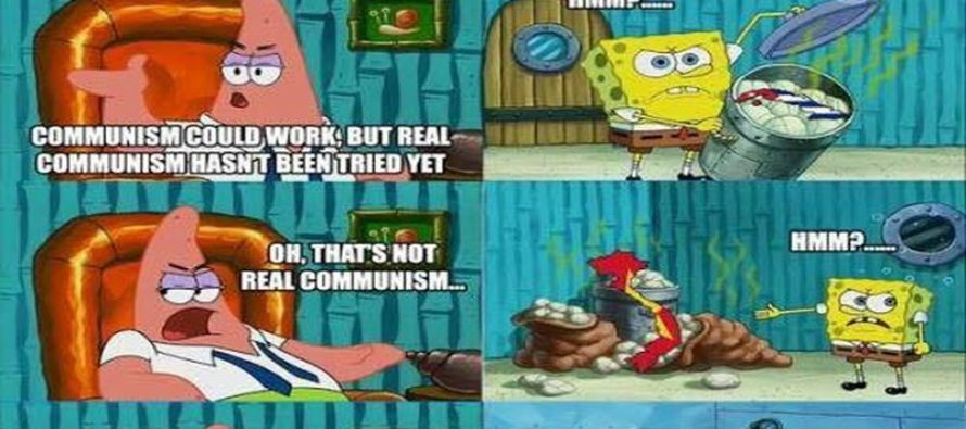 SpongeBob and Patrick NAIL the TRUTH Behind Communism
