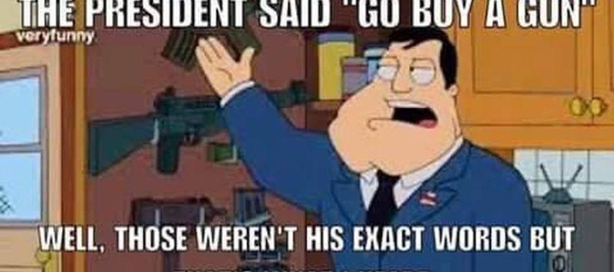 Stan Smith Speaks Conservative TRUTH – and BURNS President Obama [Meme]