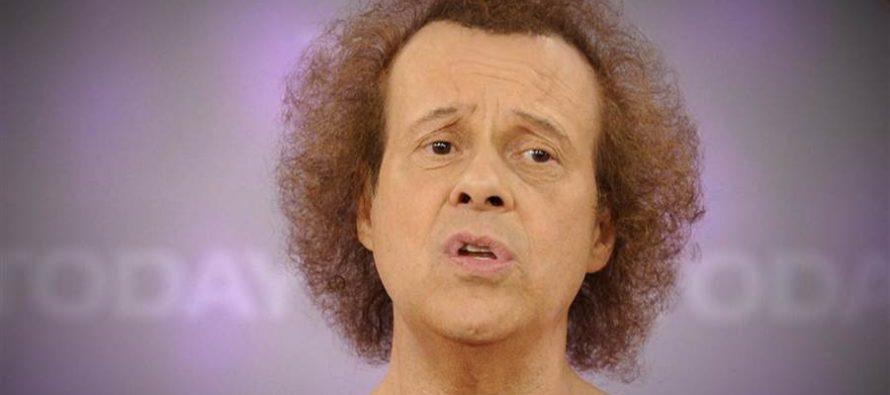 FANS SHOCKED: Richard Simmons Living as a Woman, Got Breast Surgery