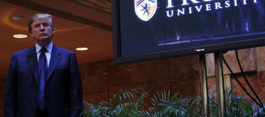 Trump University Judge Humiliated After Having To Undo His Own Ruling – How Embarrassing